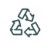 Minimise the resource consumption at all levels in the organisation and commit to the 3Rs practices i.e. Recovery, Recycle and Reuse