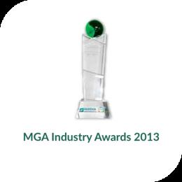 MGA Industry Awards 2013
