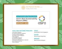 Nets Printwork Sdn Bhd wins Bronze at Sixth Asia Sustainability Reporting Awards