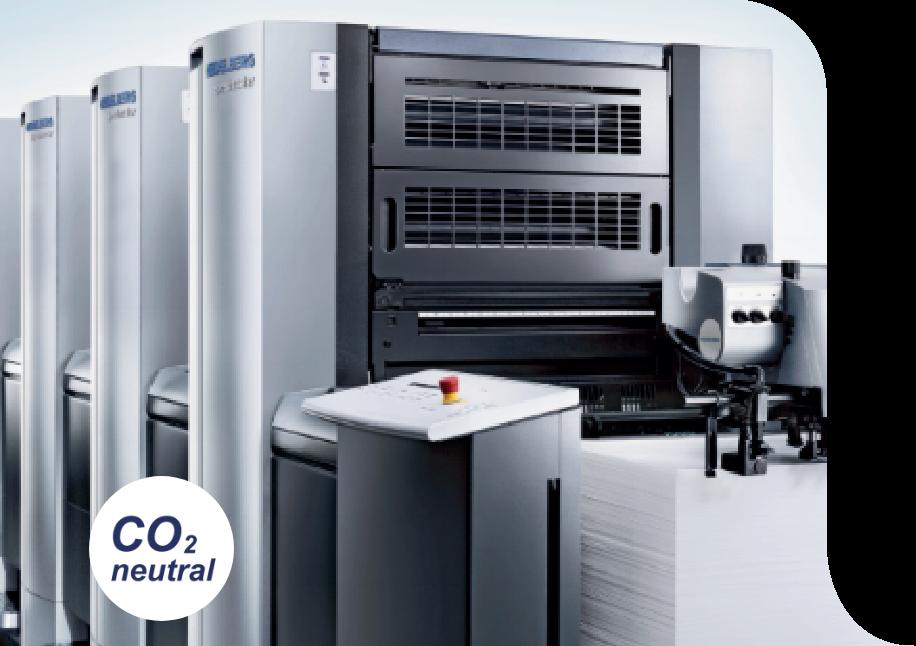 PEFC Certified Printer